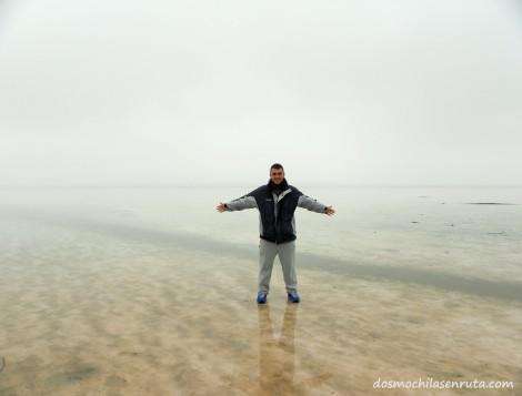 En el lago salado, Tuz Golü