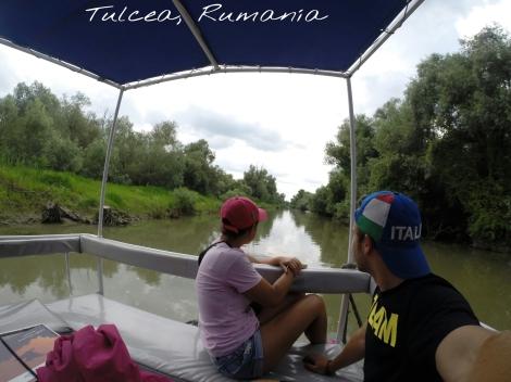 Delta del Danubio,  Rumanía