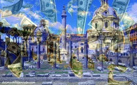Presupuesto para viajar a Roma