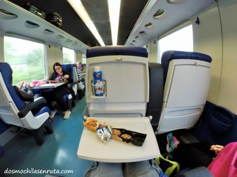 De camino a Florencia