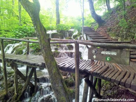 Caminos de Plitvice