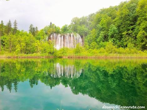Preciosas cascadas