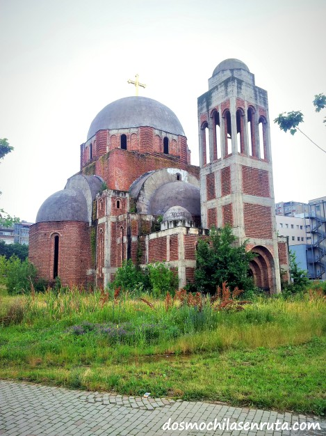La Catedral ortodoxa serbia